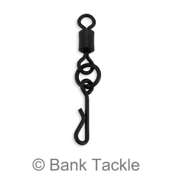 Flexi Ring Quick Change Swivels. Carp Tackle